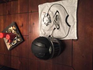 Zox  Modular snowmobile helmet