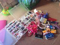 Assorted crafts