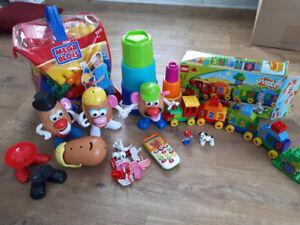 Lots de jouets pour 20$