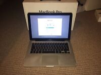 "13"" Apple MacBook Pro - Late 2011 - 2.4GHz i5 - 500gb Hard drive - 4GB RAM"