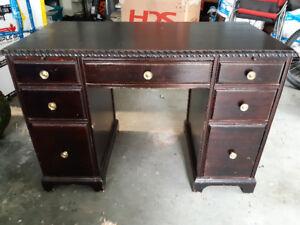 Desk -Solid wood