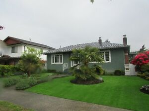 Marpole furnished one bedroom lower suite