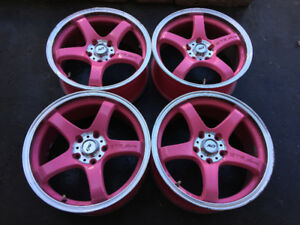 Mags DAI 17po - Couleur ROSE