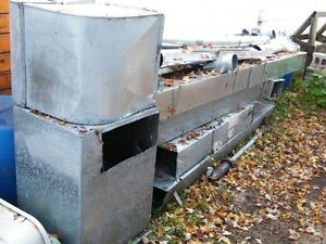 used ductwork for heating/cooling