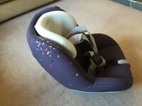 Maxi cosi Pearl and Maxi Cosi Family fix ISOFIX base
