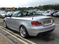 2009 BMW 1 SERIES 120i M Sport 2dr Step Auto Convertible