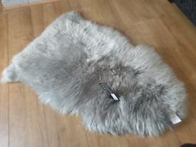 Home sense sheepskin rug