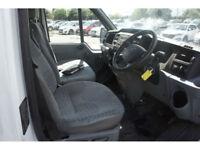 2011 Ford Transit 2.2 TDCi Duratorq 280 MWB VAN 93K FSH 2 OWNERS PLYLINED CLEAN