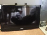 Samsung 32 inch plasma TV