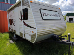 2013 Dutchman 815BH light weight SUV tow 19 feet with Bunks!