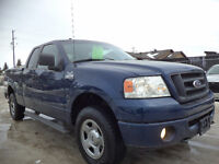 2008 Ford F-150 STX  EXTCAB 4X4---ONE OWNER --AMAZING SHAPE
