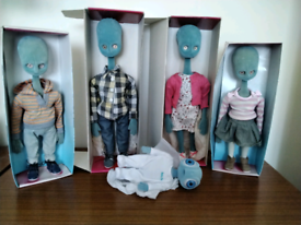 The Argos Alien Family