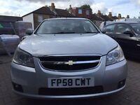 Chevrolet Epica Saloon (2008 - 2011) 2.0 VCDi LS 4dr***PCO Till 2019***