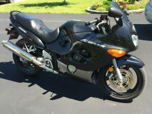 Moto Suzuki Katana 750 cc 2002