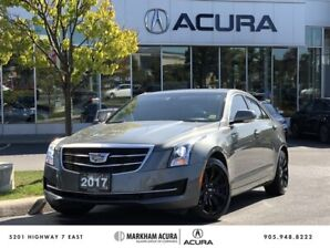 2017 Cadillac ATS Sedan AWD 2.0L Turbo - Luxury