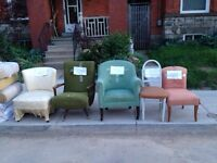 Chairs. Free.