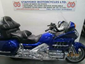 HONDA GL1800 GOLDWING.. STAFFORD MOTORCYCLES LIMITED