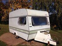 Clubman 212 Caravan Project