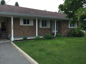 Main Floor of House For Rent in Campbellford