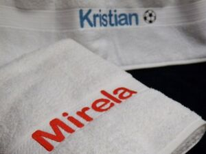 Personalized Bath Towel for everyone on your list Kitchener / Waterloo Kitchener Area image 2
