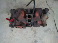 SBC heads and intake manifolds
