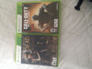 The Walking Dead Season 2 and Black Ops 3 for Xbox 360