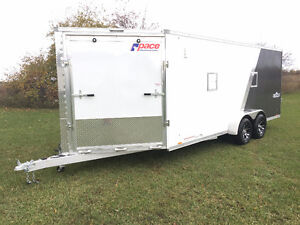 Pace All Aluminum 7x23 Loaded Drive In and Out London Ontario image 12