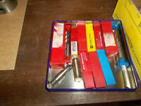 Assorted Milling Machine Tools - End Mills