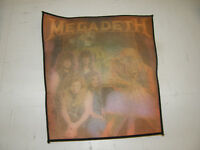 Vieille Patch Megadeth - 10$
