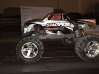2wd Traxxis  stampede