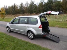 2011 Ford Galaxy Zetec 2.0 TDCi Automatic Auto WHEELCHAIR ACCESSIBLE DISABLED