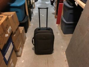 travelog carry on rollaway luggage