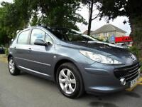 Peugeot 307 1.6 HDi DIESEL 2005 COMPLETE WITH M.O.T HPI CLEAR INC WARRANTY