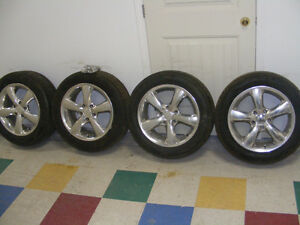 REDUCED! Eagle Alloys and Cooper tires