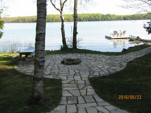 Absolutely Beautiful Waterfront Home-4 hrs. from Windsor
