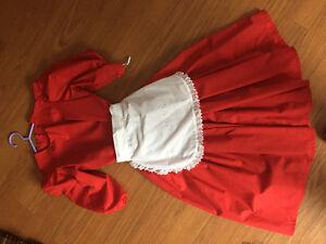 Highland dancing - jig dress