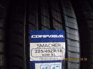 "LOW PRICES! NEW  18""  ALL SEASON TIRES FOR SALE!!!"