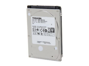 "TOSHIBA 1TB SATA 3.0Gb/s 2.5"" Internal Notebook Hard Drive"