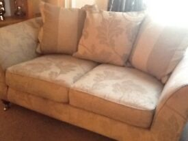 3 & 2 seater sofas (reduced )