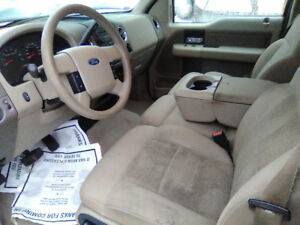 2006 Ford F-150 Yes Pickup Truck4x4