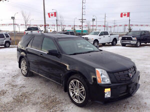 2007 Cadillac SRX, AWD,7 PASS .call PAUL 587-341-6715..MINT