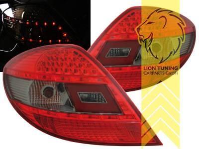 LED Rückleuchten Heckleuchten für Mercedes Benz SLK R171 rot schwarz
