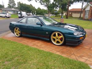 Nissan 200sx s14 series 2 1998 sr20det