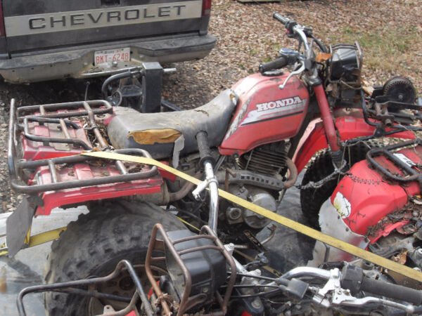 Used 1989 Honda Big Red