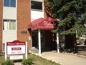 Delcourt - spacious and quiet - fantastic building, 1/2 mth FREE