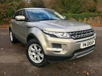 2012 Land Rover Range Rover Evoque Pure 2.2SD4 Auto **Heated Leather - 1 Owner**