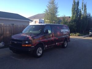 2011 Chevy express van