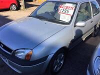 2002 02 Ford Fiesta 1.25 Freestyle SPARES OR REPAIRS ONLY