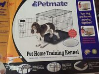 New petmate cages in box