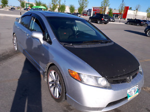 Safetied 2008 HONDA CIVIC Si